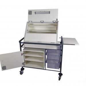 Medical Dispense Trolley